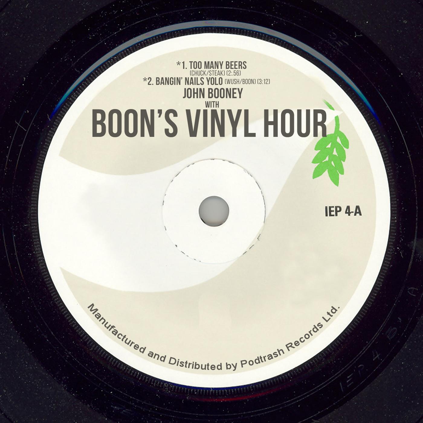 Boon's Vinyl Hour